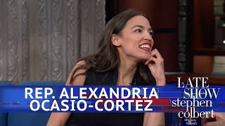 Rep. Ocasio-Cortez Debunks Myths About A 70% Marginal Tax