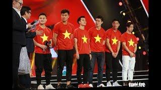 WeChoice 2017 có trao nhầm giải cho U23 Việt Nam?