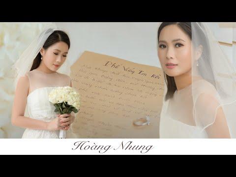 Hoàng Nhung - Phố Vắng Em Rồi (Official Music Video)