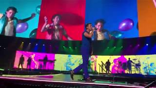 Jonas Brothers - DNCE - Cake by the Ocean - 4K- Happiness Begins Tour 2019 (Pit) Opening Night Miami