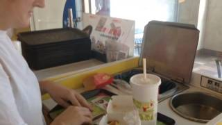 Going Green at McDonald's