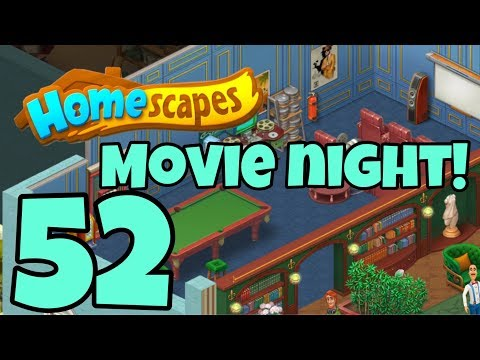 HOMESCAPES - Gameplay Walkthrough Part 52 - Full House Tour