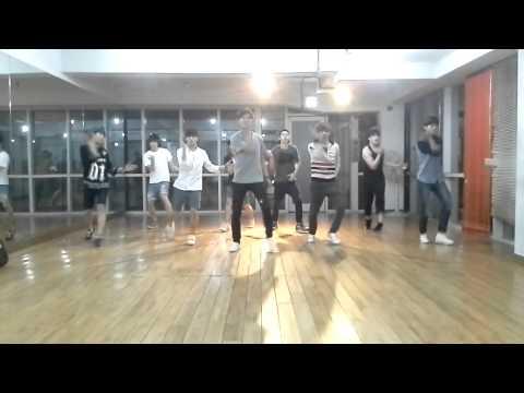 ze:a  breathe dance practice