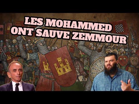LES MOHAMMED ONT SAUVÉ LA VIE DE ZEMMOUR !