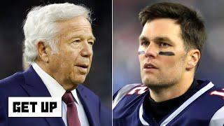 Robert Kraft plans to bring Tom Brady back to the Patriots | Get Up