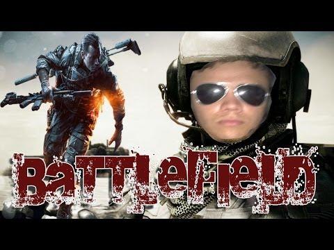 Baixar Battlefield 4 - Menos Noob que Antes e Comentário sobre Banner, Intro e Avatar