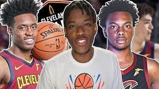 REBUILDING THE CLEVELAND CAVALIERS IN NBA 2K20