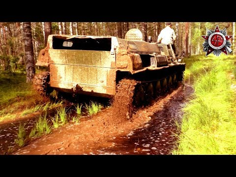 Bear Territory Scrap Metal Expedition In The Tracked Crawler (2019)