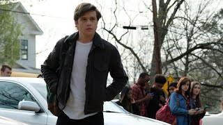Dad Scene From Love, Simon