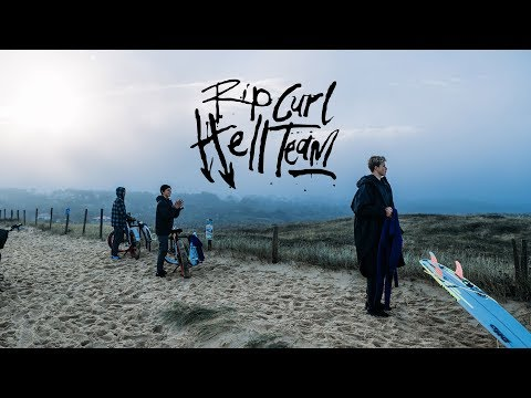 Rip Curl Hell Team - France 2018