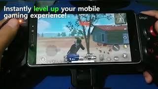 IPRO - Premium Handheld Mobile Gaming Controller