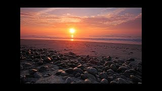 NEW  Video Ultra HD with Ocean Sounds and Relaxing Music    Nature Relaxation Movie