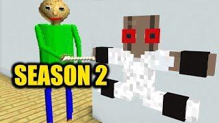 Monster School : SEASON 2 - Minecraft Animation