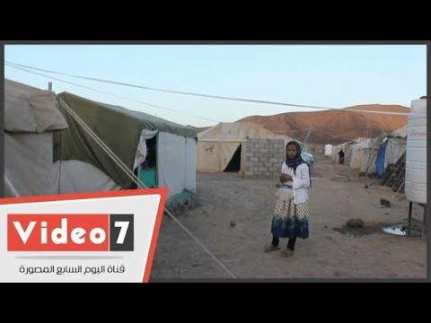 الطفلة سيهام تبيع الحلوى: مبقتش أروح المدرسة الحوثيون فرضوا 500 ريال فى الشهر لكل طالب