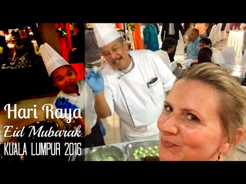 Hari Raya Eid Mubarak Festival | Kuala Lumpur Expat Life