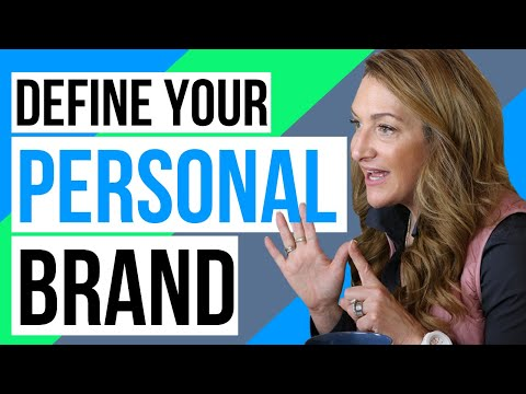 How To Define Your Personal Brand photo