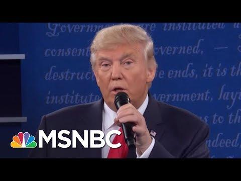 "Watch Trump Go From ""I've Met Him"" to ""I Never Met Putin"" | The Beat With Ari Melber | MSNBC"