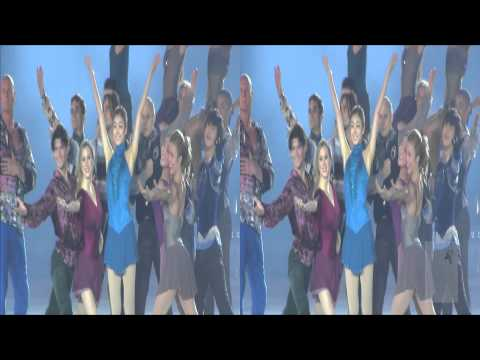 [3D] 2013 All That Skate - Finale & Curtain Call