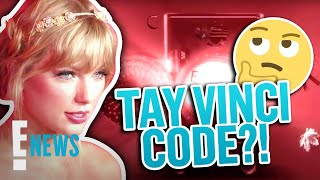 """Taylor Swift's Puzzling """"Red"""" Video Has Fans Buzzing 