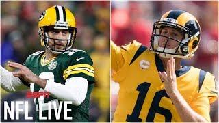 NFL Live predicts 2018 Week 8 games | NFL Live