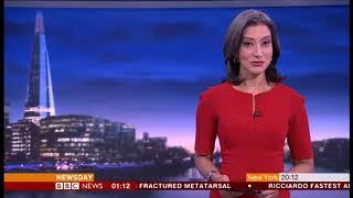 BBC News 27 February 2018