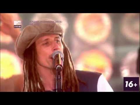 JONAS BLUE Ft  JP COOPER   Perfect Strangers LIVE @ MTV CRASHES PLYMOUTH 2016