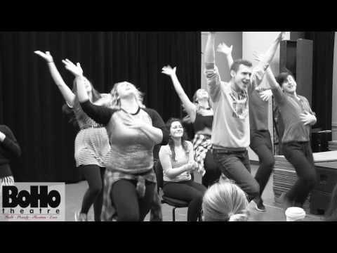 Urinetown Rehearsal: Run, Freedom, Run!