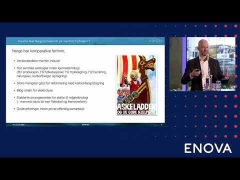 Enovakonferansen 2020 | Tomas Tronstad, Hyon