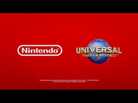 Nintendo e le novità nei parchi Universal