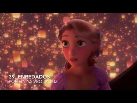 Las 50 mejores canciones de Disney