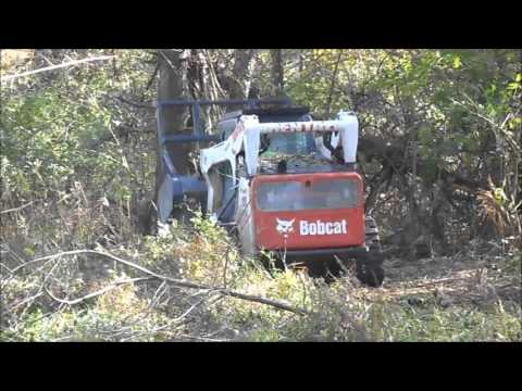 Bobcat of St. Louis - Forestry Cutter Attachment