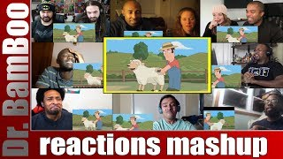 Family Guy Try Not To Laugh Challenge! l Family Guy Funniest Moments #2 REACTIONS MASHUP