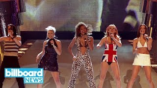 Mel B Wants Taylor Swift, Adele & Katy Perry to Guest Perform on Spice Girls Tour | Billboard News