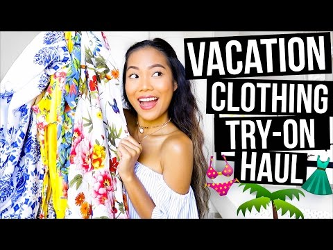 Vacation Clothing Try-On Haul 2017 | SHOWPO, Princess Polly, Makemechic, & More!