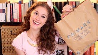 Barbieloveslipsticks – Primark Haul mit Anprobe ✿ Mai 2014