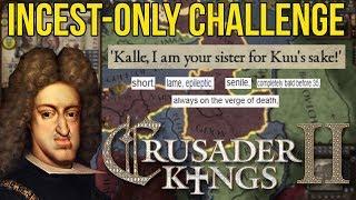 Crusader Kings II - Incest Only Challenge