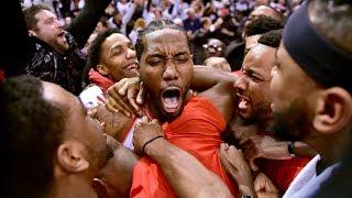 Breaking down the biggest shot in Raptors history