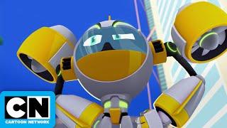 Mega Man: Fully Charged   Mega Man vs. Air Man   Cartoon Network