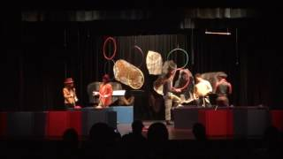WORLDS AFIRE - Stage play - East Valley HS