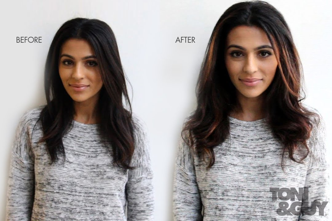 The Perfect Fall Hair Color Technique Caramel Amp Chocolate