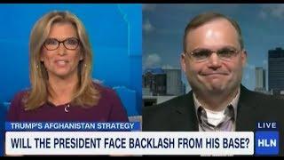 Steve Deace Blasts Rex Tillerson for Stepping All Over Trump's Afghanistan Message