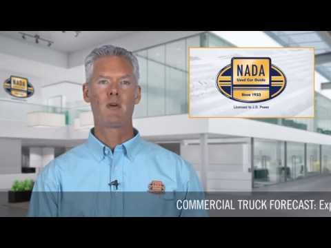 Learn how the used commercial truck market performed this past month from Chris Visser, senior commercial truck analyst at NADA Used Car Guide.