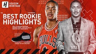Derrick Rose CRAZY Rookie Year Highlights from 2008/2009 NBA Season! Future MVP! HD