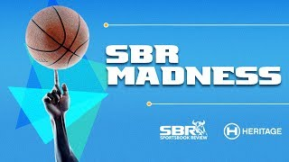 NCAAB Picks Update For Day Two Of The Tournament | NCAAB Betting SBR Madness PM Show | March 22nd