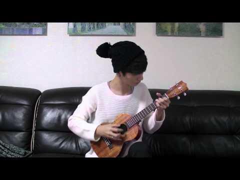 (Adam Levine) Lost Stars - Sungha Jung (ukulele)