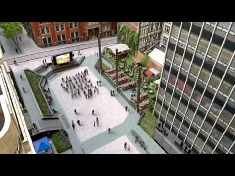 Manchester's New City Square Redevelopment at NOMA - Aspen Woolf