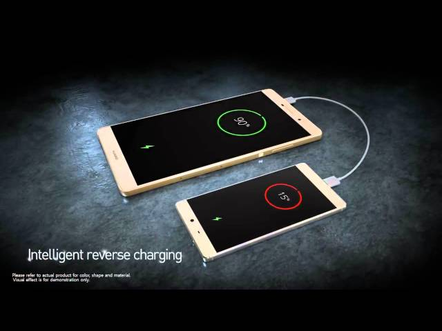 Belsimpel.nl-productvideo voor de Huawei P8 Max 32GB Champagne