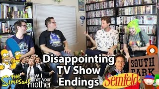 Topic: Dissapointing TV Show Endings