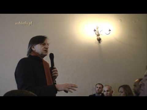 Prof. A.Zybertowicz w Jarosławiu - wykład