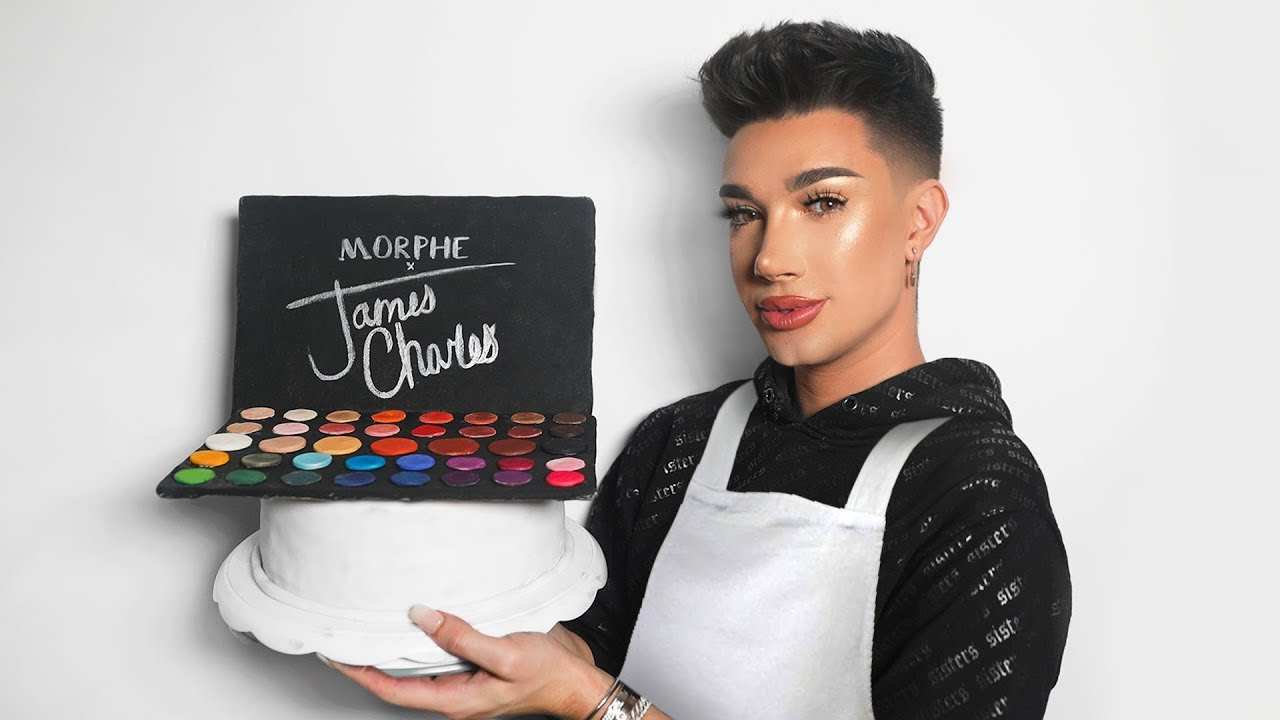 Baking My Palette into a Cake